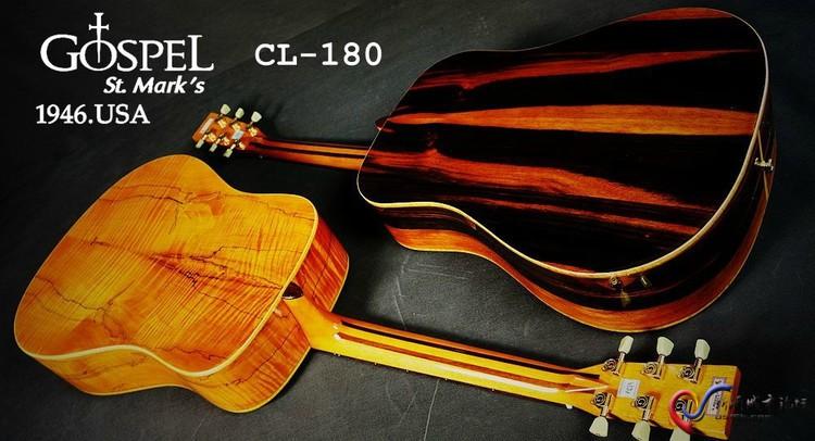 星之所在吉他谱子-圣马可木吉他一向是吉他爱好者的最爱,声音轻灵通透不乏细致,手感