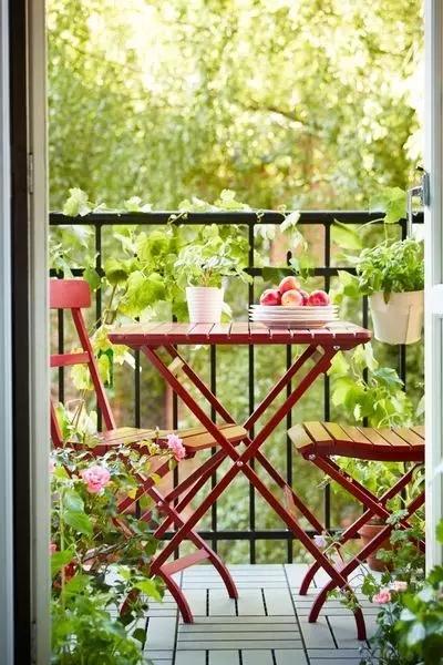 看到这么美的阳台设计,分享给大家了