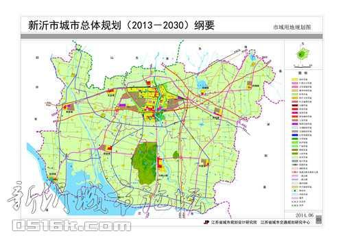 新沂市城市总体规划 2013 2030 纲要不知道有没有人发过,我在发一遍 你想要的都有什么医院拆迁搬迁,高铁站位置呀,道路怎么修呀,新建学校位置乱七八糟自己下载保存单机放大自己看